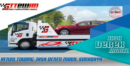 Kenzo Towing Jasa Derek Mobil Surabaya Kota SBY Jawa Timur