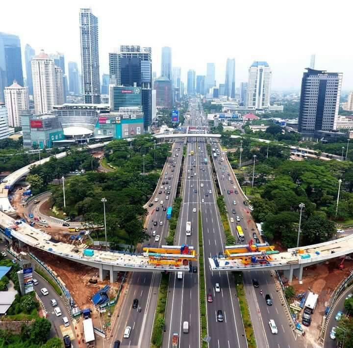 Nama jalan Di Jakarta
